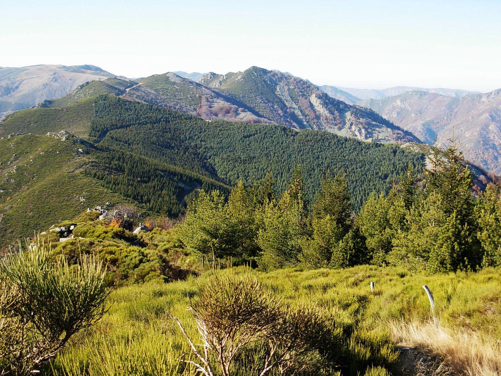 Le parc naturel r gional des monts d 39 ard che sites naturels sud ard che ard che parc - Office tourisme massif central ...