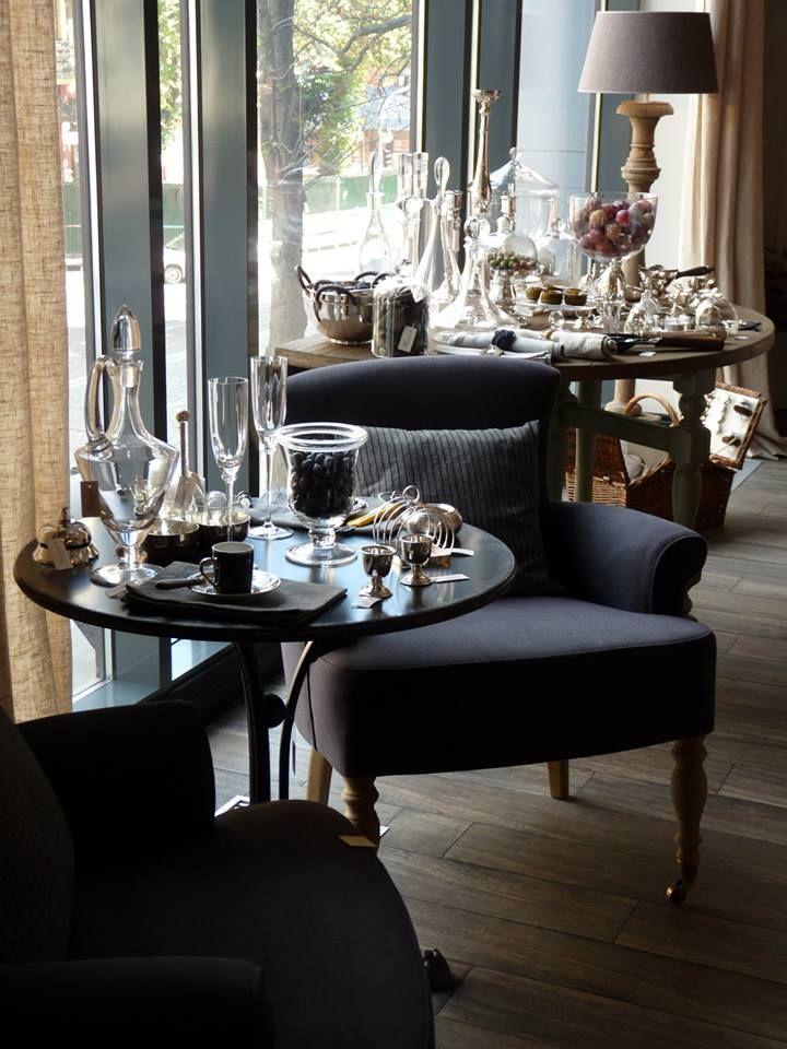Flamant Home Decor Interior Gray Interior