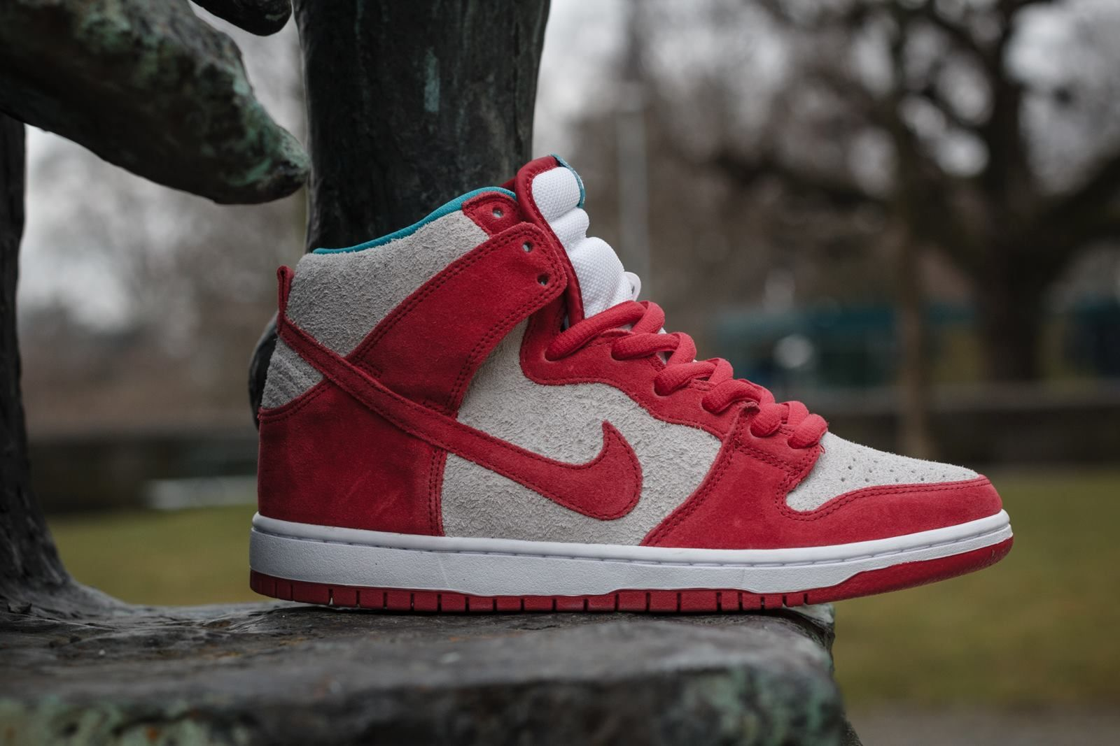 finest selection 53cb8 2f73a Nike Dunk High Pro SB