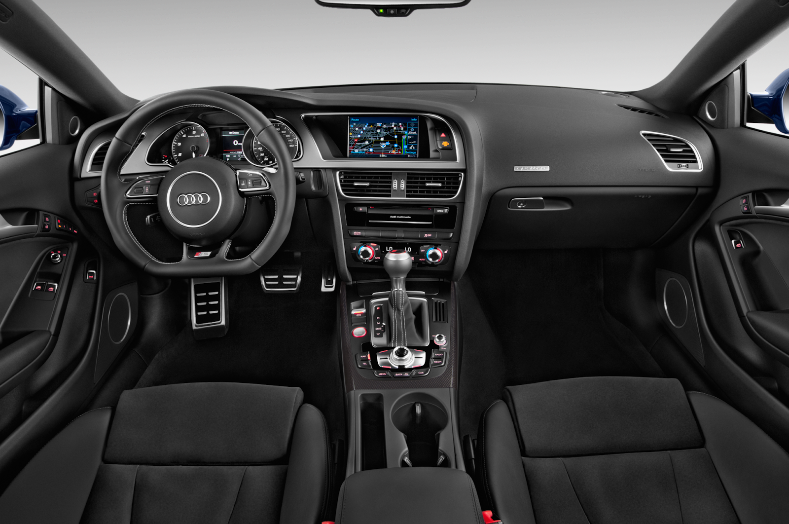 Newcarreport-2016 Audi S5 Interior | NEW CAR REPORT | Pinterest