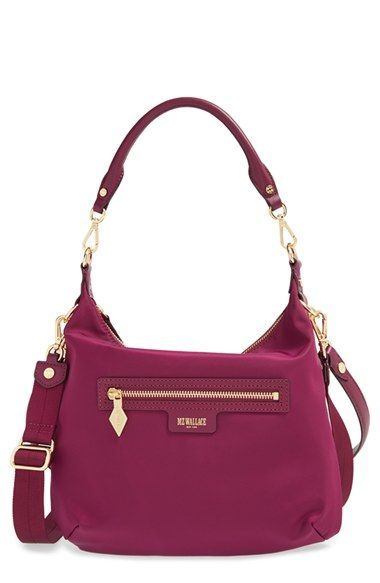 2dd45a0db4f MZ Wallace 'Capri' Bedford Nylon Hobo | Nordstrom. This is a beautiful bag  in person! Expensive but it works for anyone.