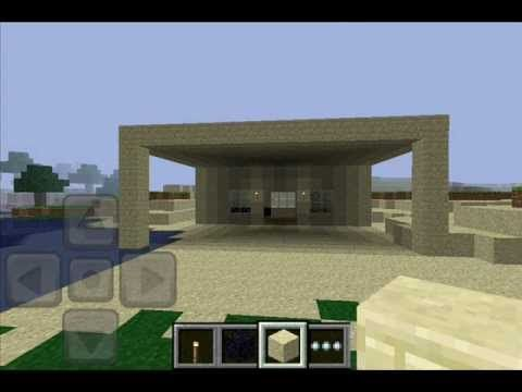 Awesome How To Make A Simple Minecraft Pocket Edition House