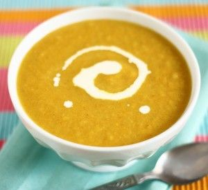 Curried Veggie Soup
