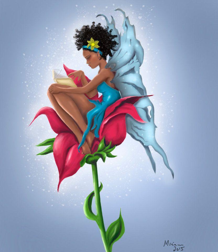 Ebony Fairy Pic