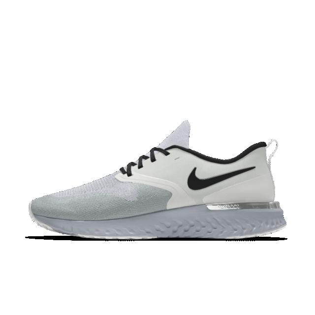Nike Odyssey React 2 Flyknit By You Men's Running Shoe