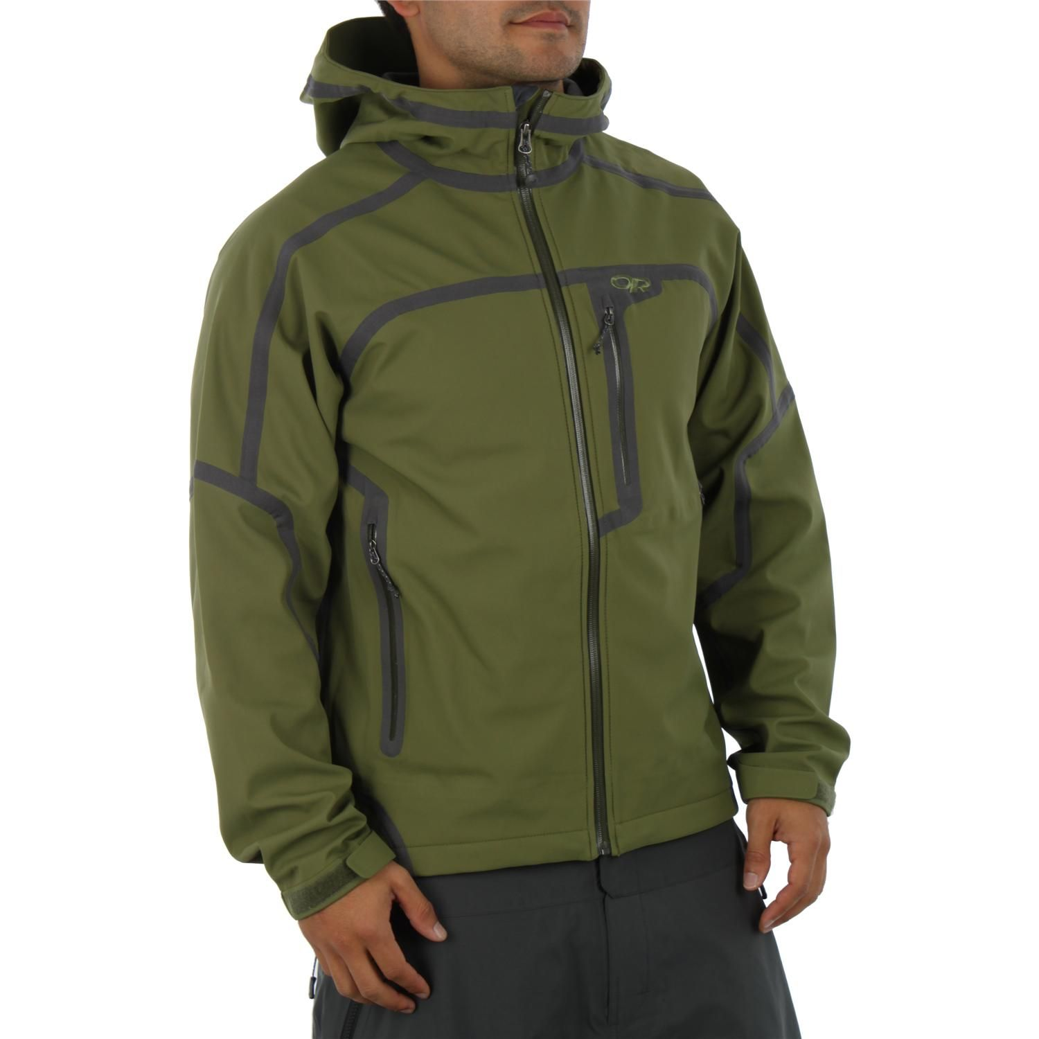 27af98127 Outdoor Research - Mithril Jacket (Waterproof Soft Shell Breathable ...