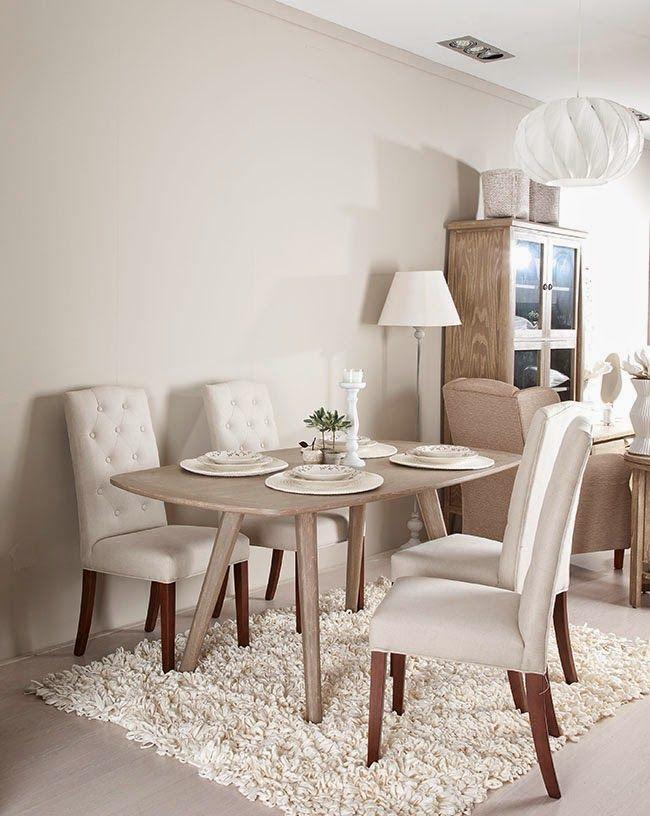 Comedor grande y peque o por banak importa sorteo living dining room pinterest casas - Banak importa recibidores ...