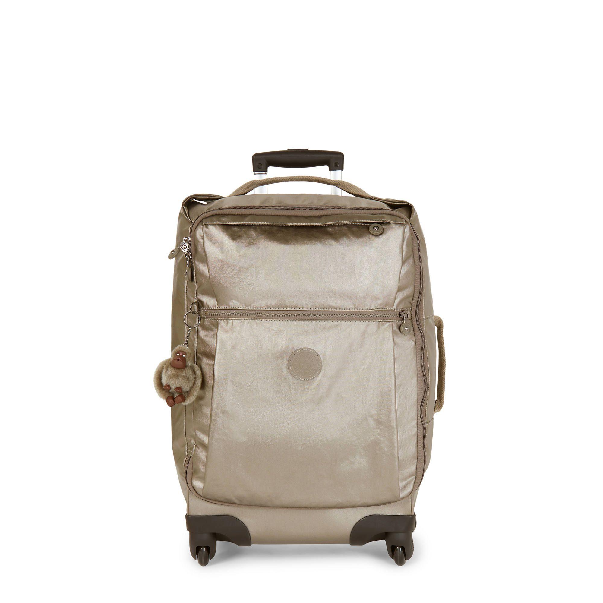aa1e85ee2c Darcey Small Metallic Carry-on Rolling Luggage