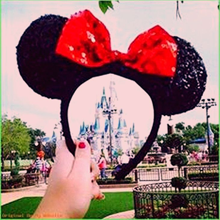 Mickey Minnie Ears Cinderella Princess from EarsByMice - New Ideas