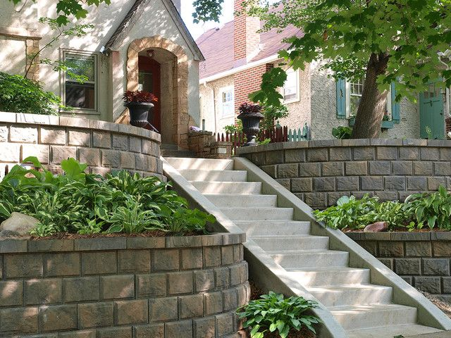 Landscaping Ideas For Sloping Front Yard Part - 24: Landscape Ideas For Sloped Front Yard | Landscape St. Louis |  Www.landscapestlouis.