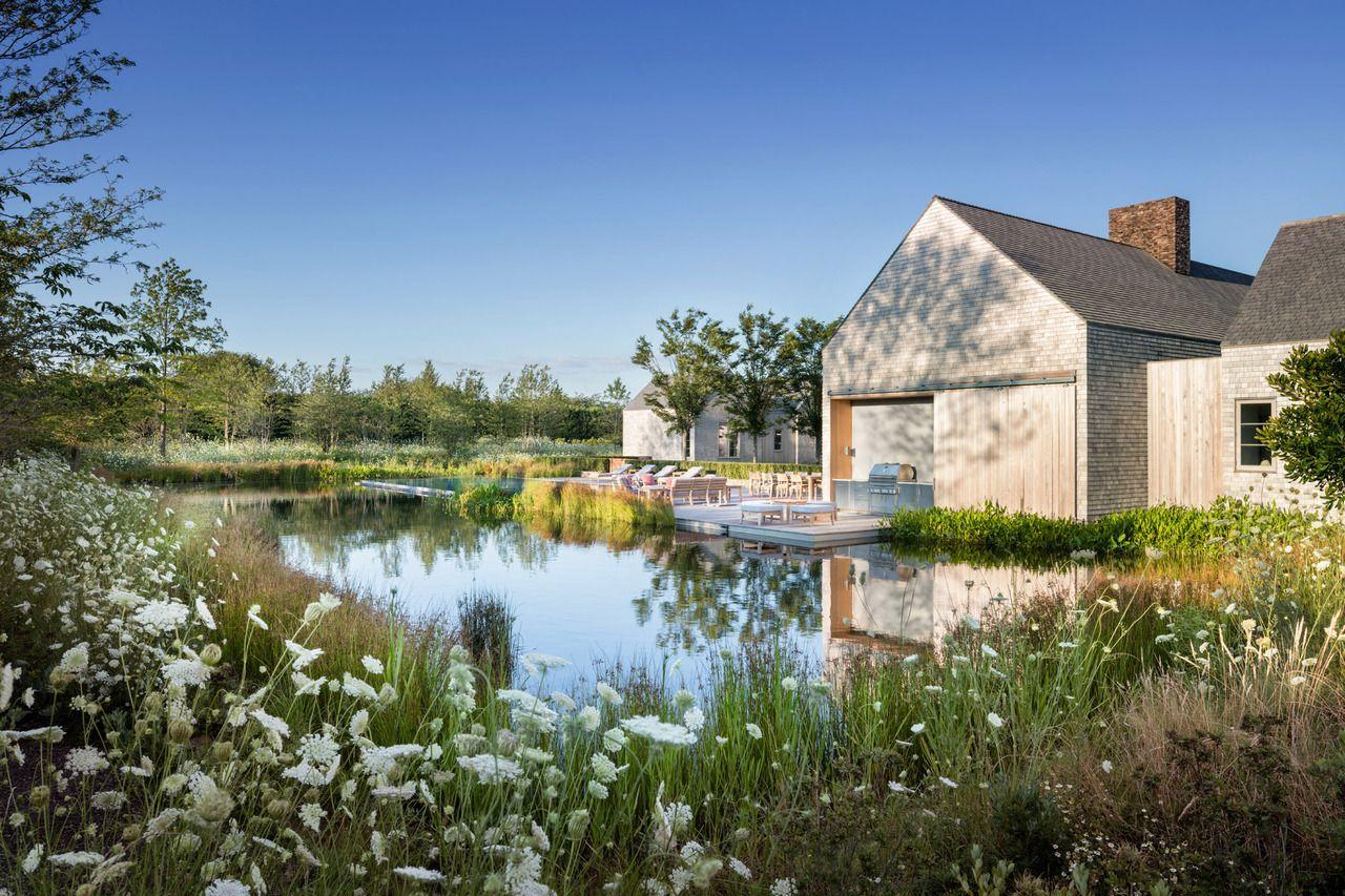 sagaponack ~ summerhill landscapes   steven harris ... on Backyard Landscape Designers Near Me id=25261
