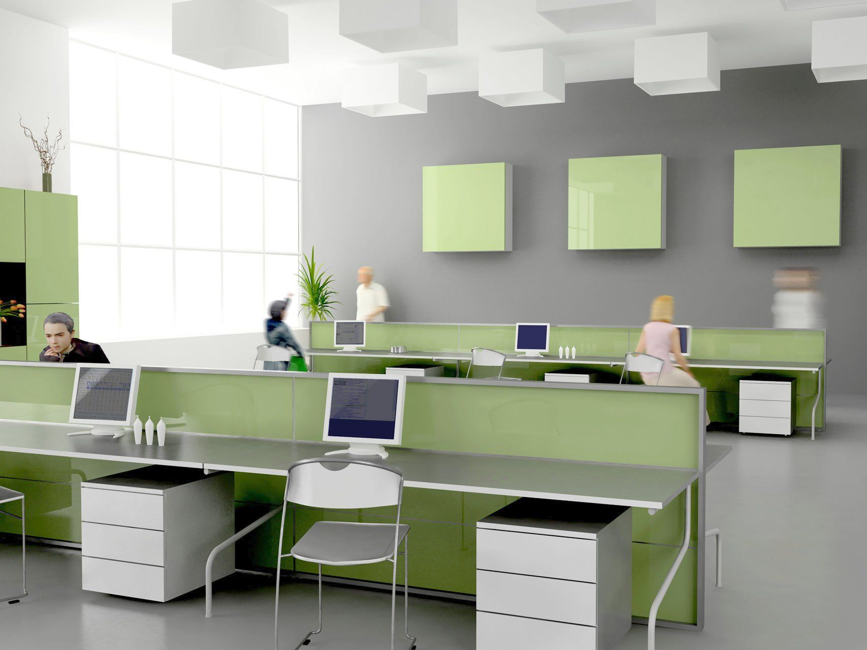Charming Office Space Color Schemes Modern Office Color Schemes 16