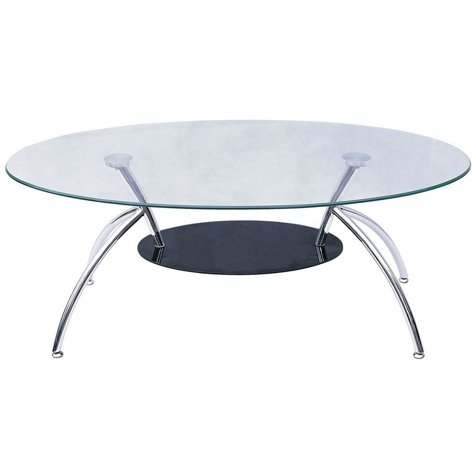 Oval glass coffee table with free delivery coffee table and stools pinterest oval - Glass coffee table with stools underneath ...