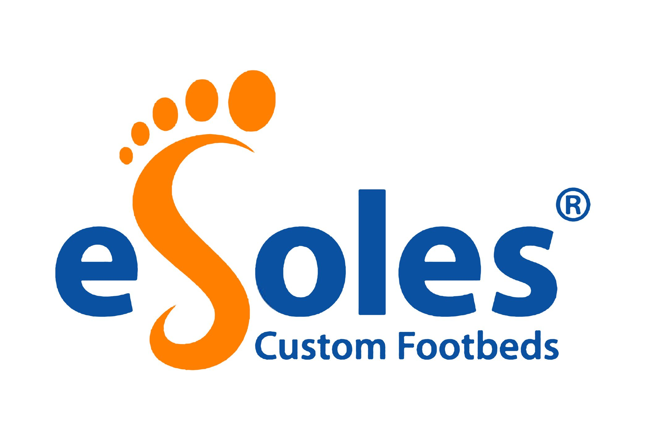 Shoe logo website design inspiration pinterest logos logo a company has created shoe insoles which wirelessly talk to a nearby cell phone seriously the insoles help biocorpaavc