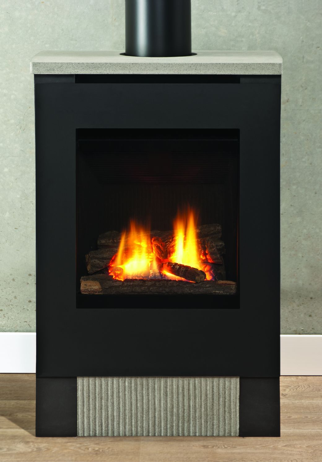 fireplace fireplaces h gas large series inserts product valor