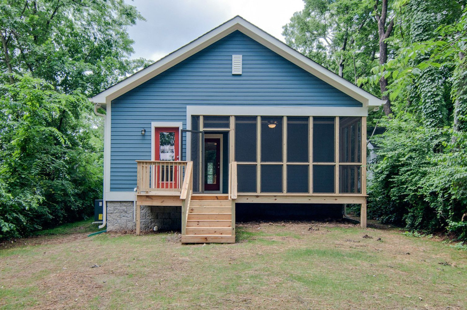 Somerset House Plan | Space kitchen, Screened porches and Craftsman ...