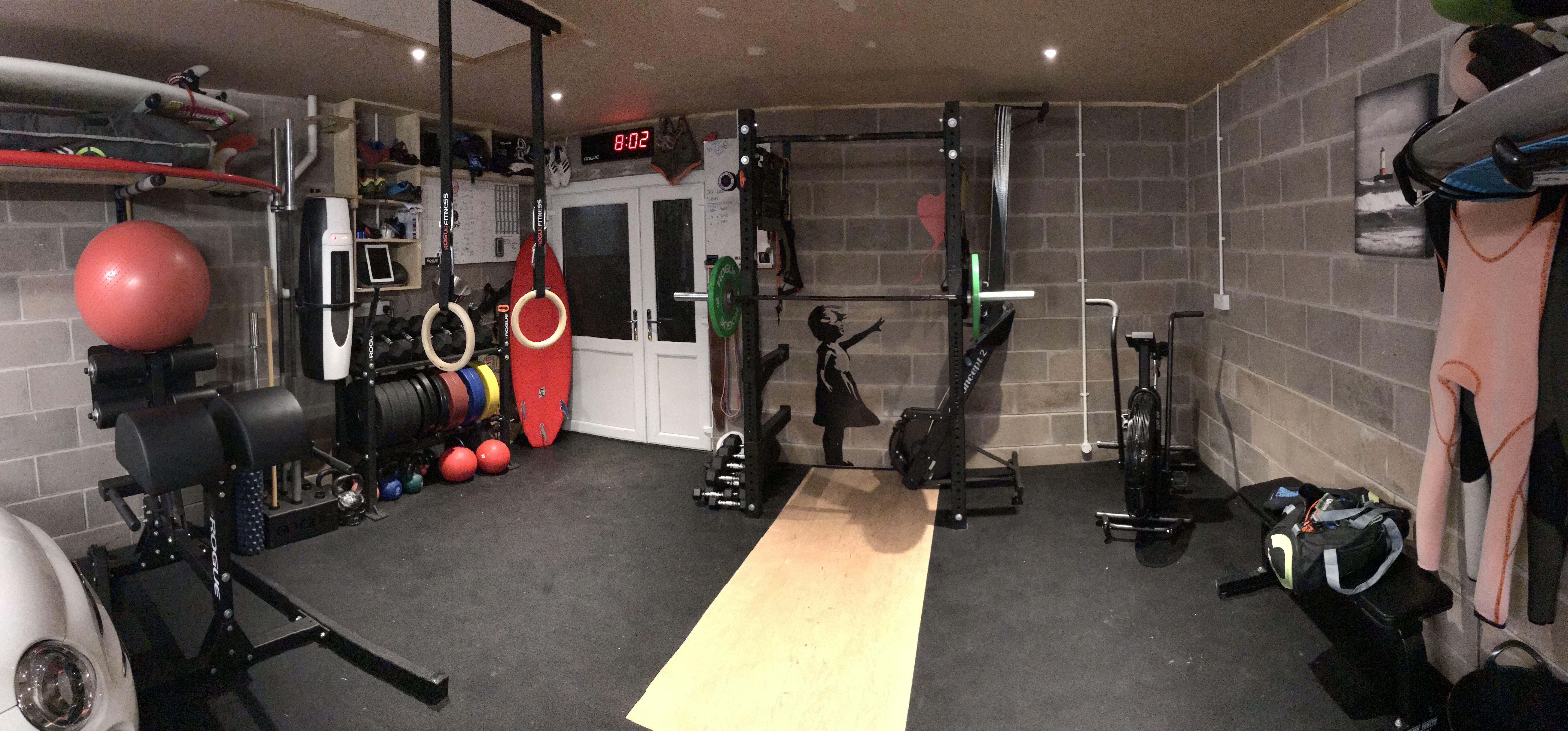 Garage gym reviews treadmill the best home gym june