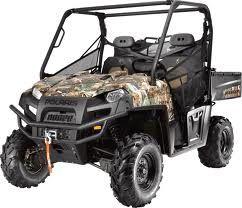 800 browning polaris ranger- I hope Scott enjoys his new ride!