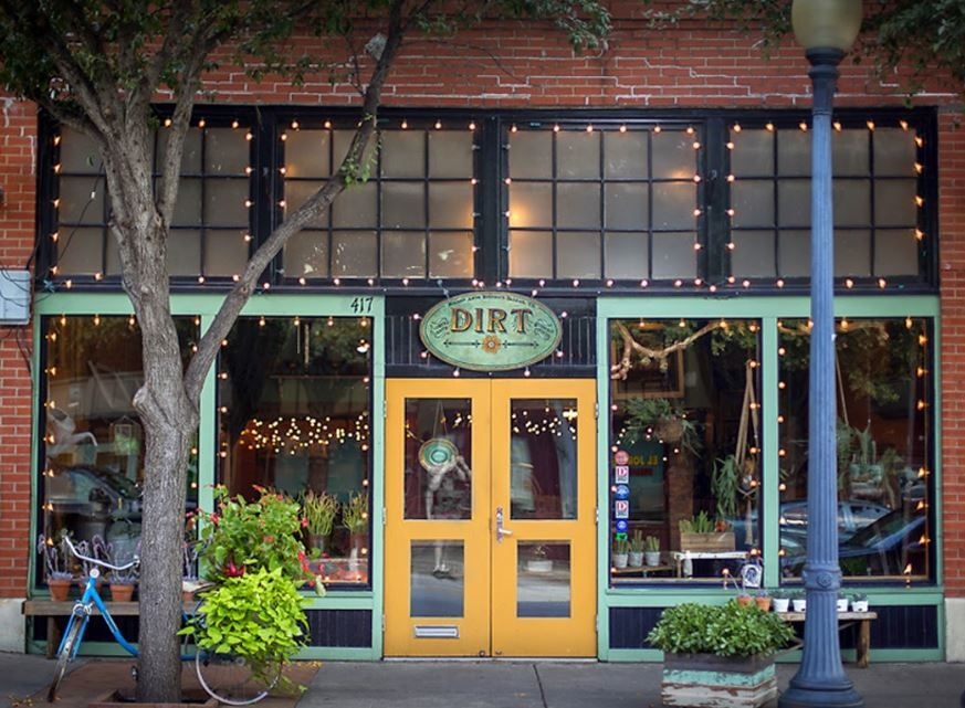 Arts most independent district in dallas