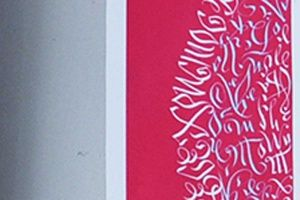 В Харькове основали новый международный конкурс. Первый международный студенческий конкурс шрифта и каллиграфии пройдет в Харькове 23-28 мая. Об этом сообщили в Харьковской государственной академии дизайна и искусств. Цель конкурса - популяризация культурных традиций народов разных стран, продвижение современной каллиграфии и шрифтового дизайна среди молодежи.