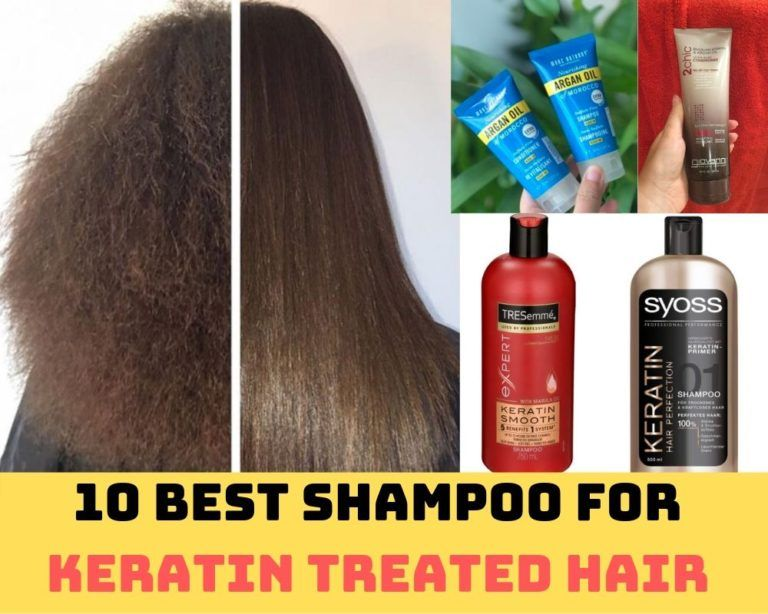 13 Best Shampoo For Keratin Treated Hair Review In India 2020 Trabeauli Treated Hair Keratin Hair Treatment Best Shampoos