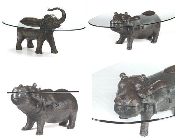 34+ Hippo glass coffee table ideas