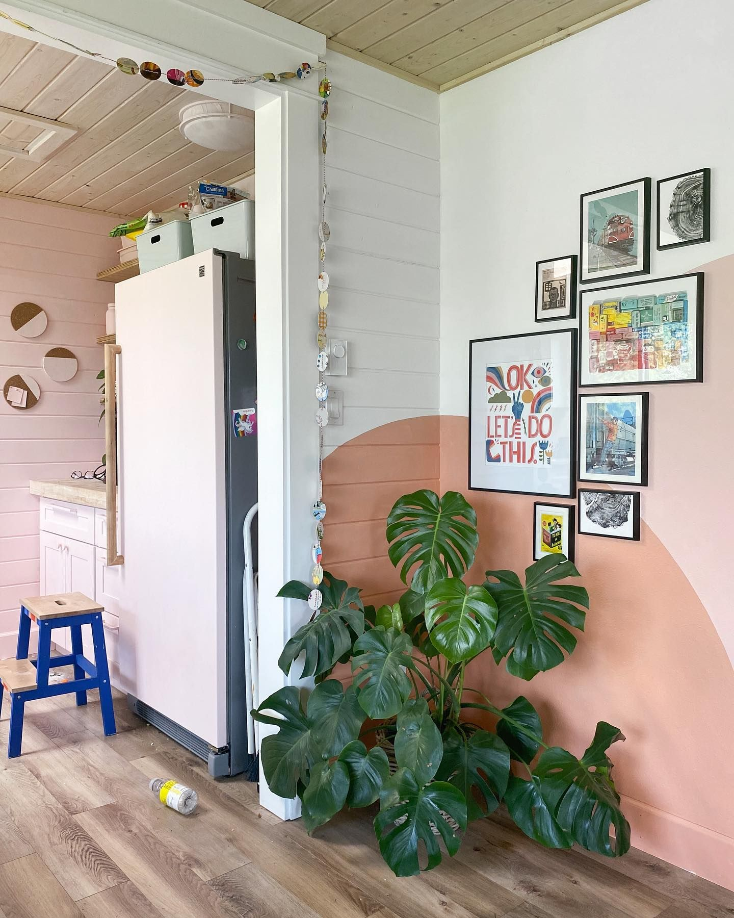 Photo of Paint Your Own Feature Wall and Add a POP of Color! | Banyan Bridges