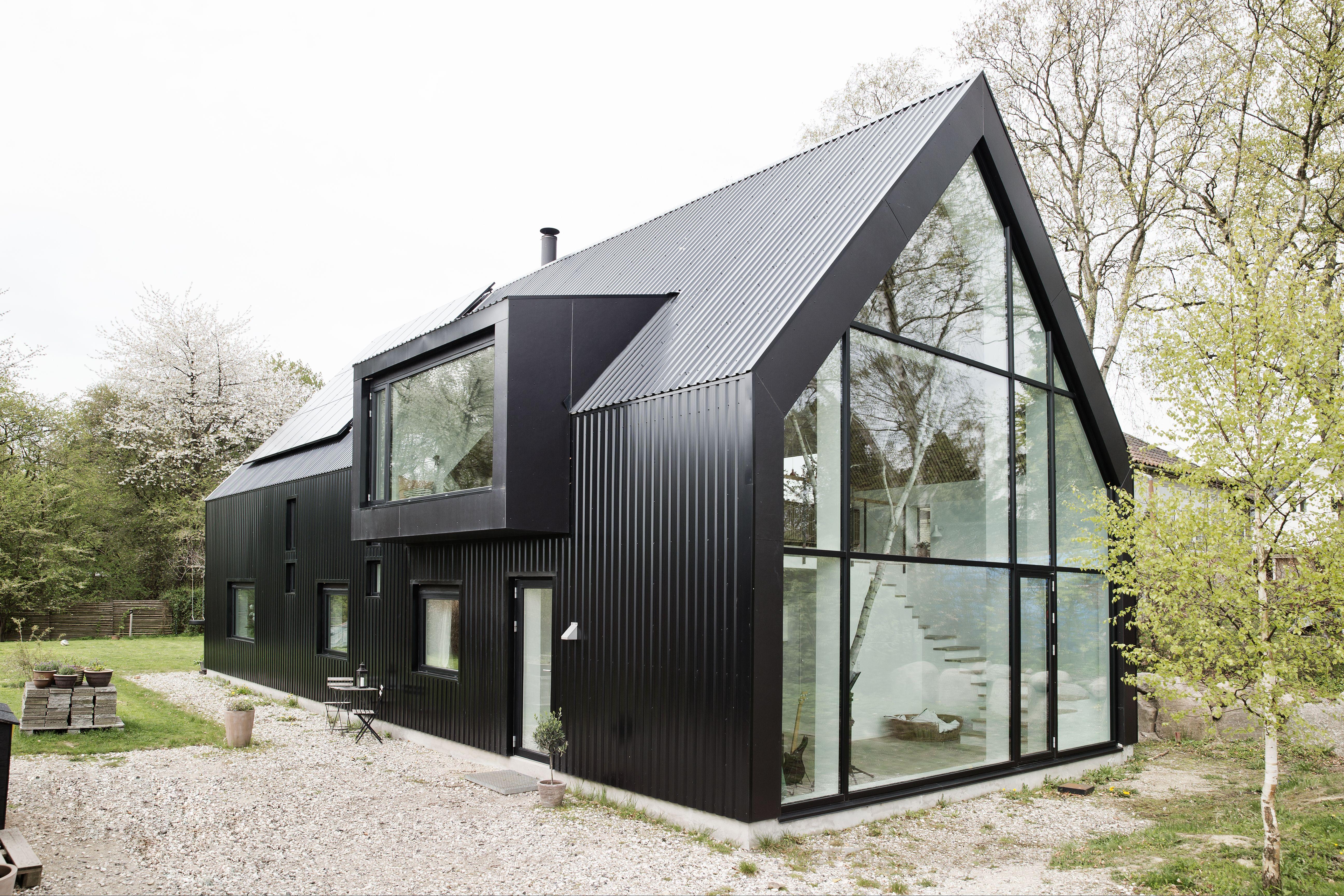 Barn Kits Modern House
