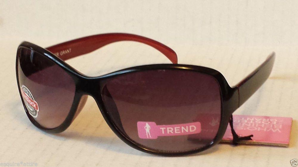 Foster Grant women sunglasses designer style sunglasses black NWT ADMIRE  #FosterGrant #Designer