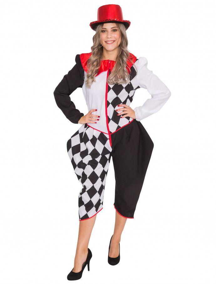 Overall Pantomime Deluxe Damen Fur Halloween Deiters Pantomime