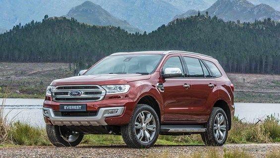 All-new Ford Everest delivers unparalleled design | Aid & Development| KJAER & KJAER