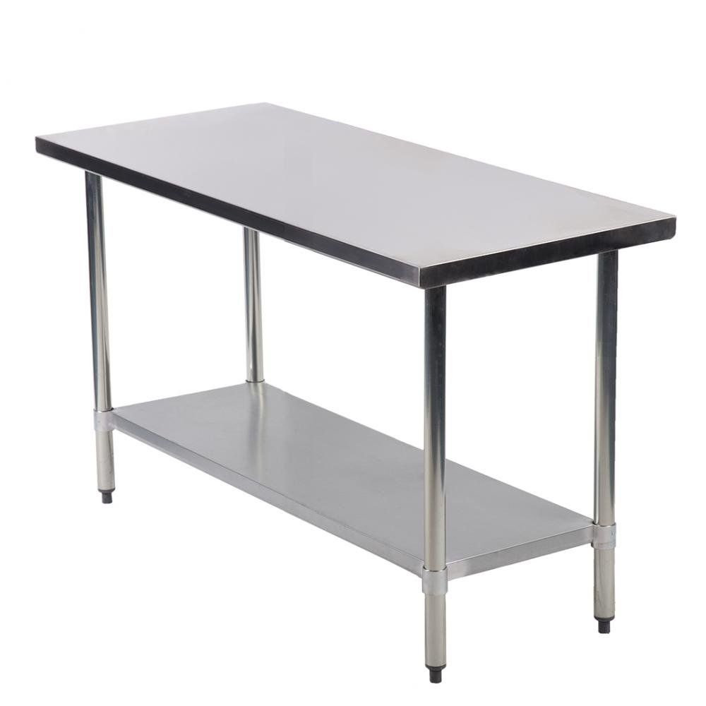 Commercial Kitchen Restaurant Stainless Steel Work Table 24 X 48 Inchs Want To Know More C Kitchen Work Tables Stainless Steel Work Table Restaurant Tables