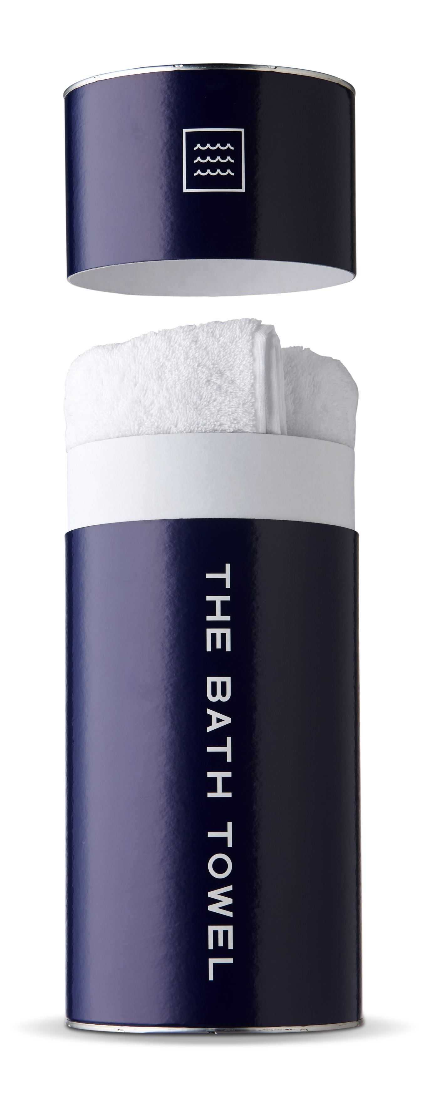 The Bath Towel Tube by Cottera #keepondrying