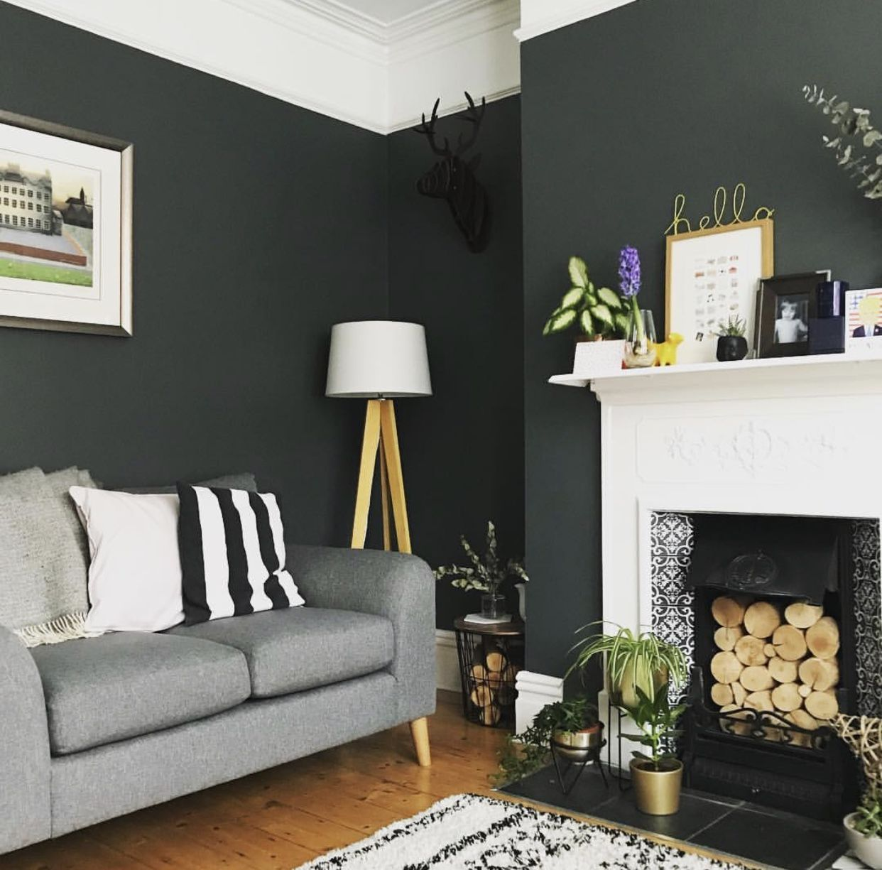 Pin By Sarah Starrs On Dwell Living Room Grey Home Living Room Victorian Living Room