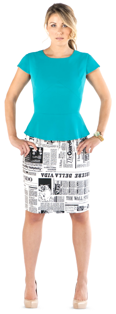 Pencil Skirt Carrie Hammer | SHOP by ProfessionGal