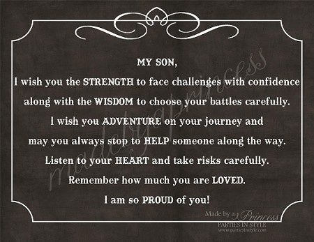 you are my strength poem