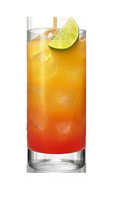One 11 20z bottle Smirnoff Ice® Screwdriver Splash of Cranberry