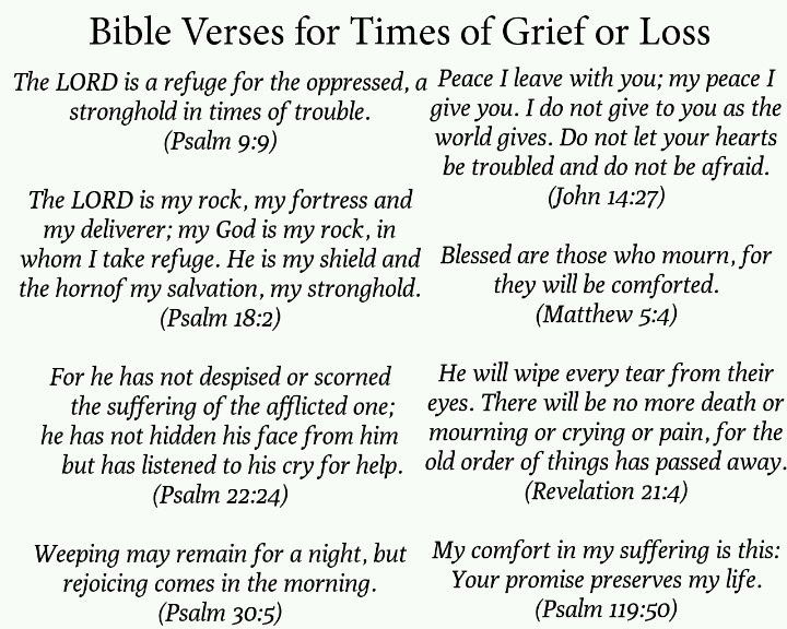 Bible quotes on loss bible verses for times of grief or loss bible quotes on loss bible verses for times of grief or loss fandeluxe PDF