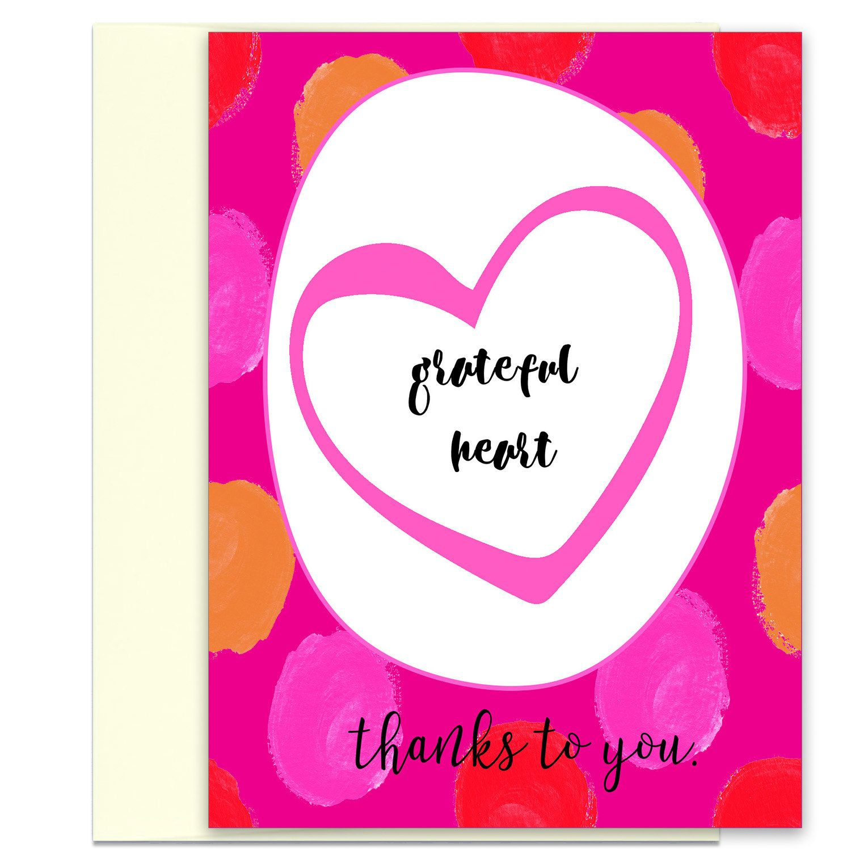 Thank You Card  Gratitude Card  Appreciation Card  Thanks  I