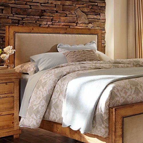 Home Decorators Collection | Progressive Furniture Willow Upholstered Queen  Headboard 64 By 4 By 55 Distressed