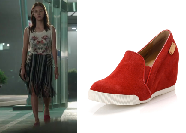 "Han Groo 한그루 in ""Marriage, Not Dating"" Episode 3.  Renoma Smoking Wedge Shoes #Kdrama #MarriageNotDating #연애말고결혼 #HanGroo"