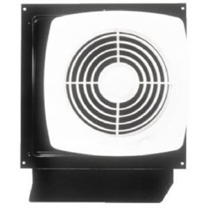 8 Inch Utility Fan Product Description Efficient 180 Cfm 6 5 Sones Ventilation For Kitchens Laundry Rooms Recreat Broan Bathroom Exhaust Fan Bathroom Fan