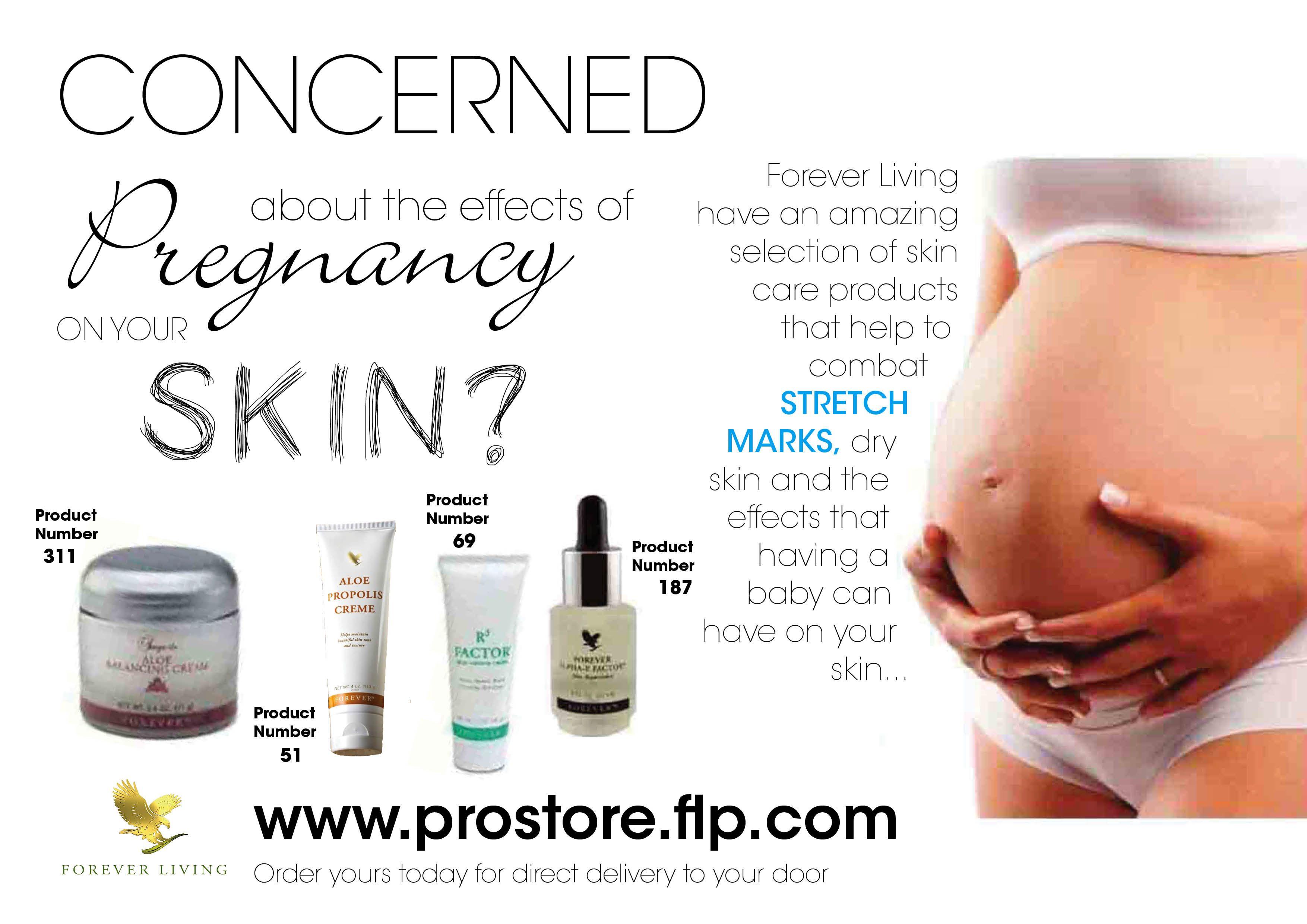 pregnancy, skin care, stretch marks