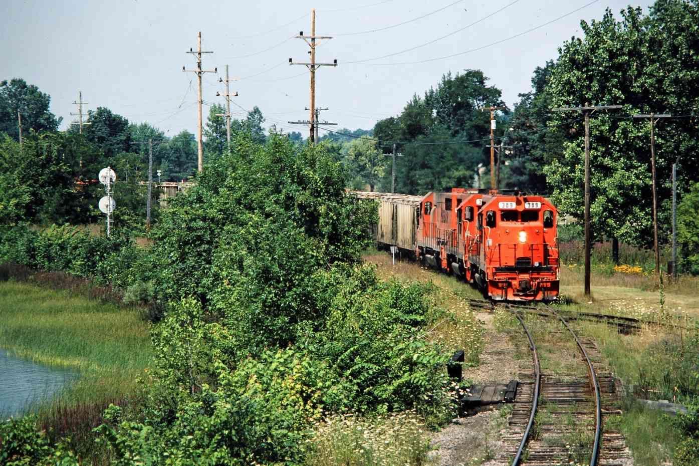 Ann Arbor Railroad by John F. Bjorklund Center for