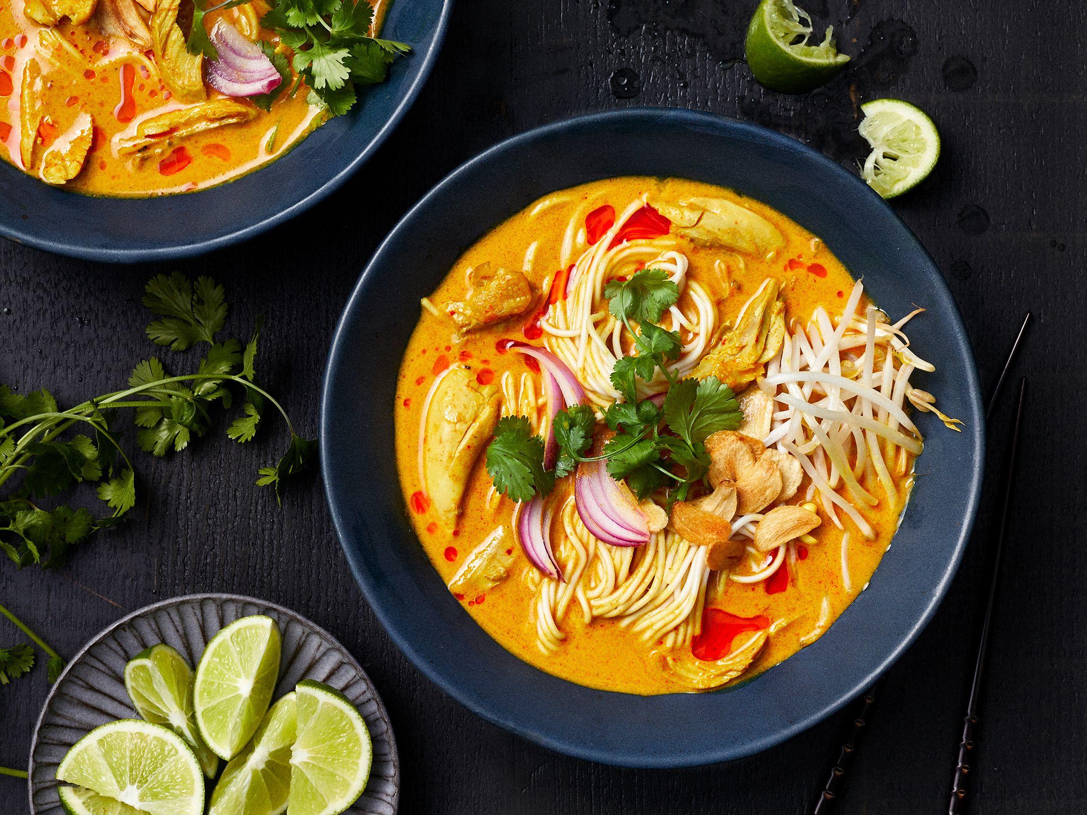 Instant Pot Khao Soi | Recipe | Khao soi, Recipes, Food processor ...