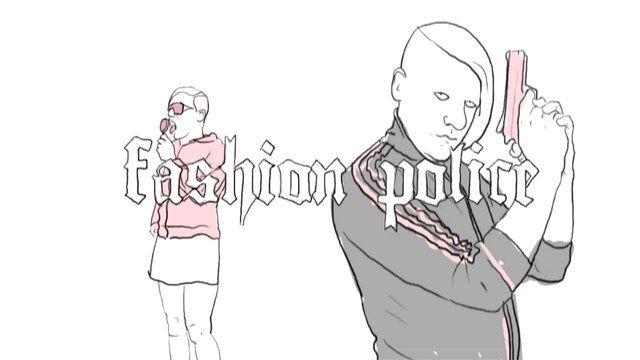 shemale ZERO - Fashion Police https://vimeo.com/80847758