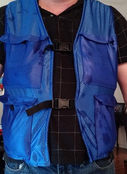 Cooling Vest With Images Cooling Vest Vest Diy Clothes