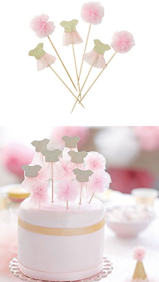 Easy Baby Shower Treats For Girls Dessert Tables Girl Baby