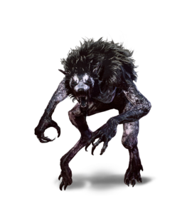 Ulfhedinn Witcher Monsters Creepy Monster Creature Picture