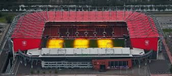 The 'Grolsch Veste' from the sky